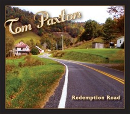 Paxton Tom Redemption Road album cover 03-15-2015